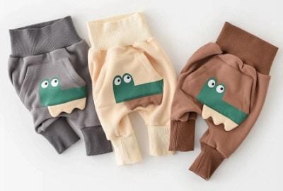 מכנסיים לתינוקות אונליין בזול