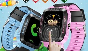 שעון חכם עם סים לילדים