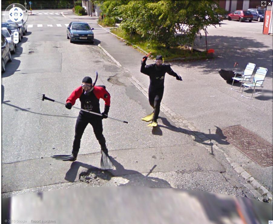 Cas típic 1231: noi li agrada noia, noi ataca al cotxe de google street (4/6)