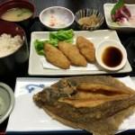 三原駅周辺にある「ウオトシ」に天ぷらを食べに行ってきました!
