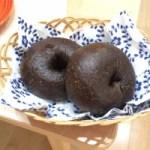 尾道の美味しいパン屋さん パン屋航路のチョコベーグルを食べました!