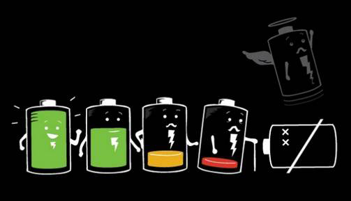 Trik menghemat baterai android yang cepat habis