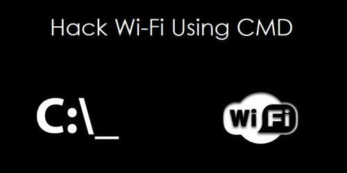 cara membobol password wifi menggunakan cmd di windows
