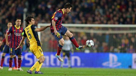 DP BBM Aksi Lionel Messi Terbaik
