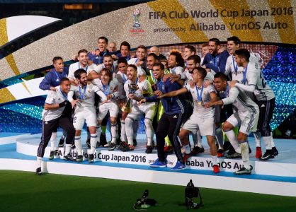 Juara Real Madrid 2016