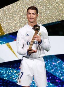 Ronaldo Menjadi Pemain Terbaik