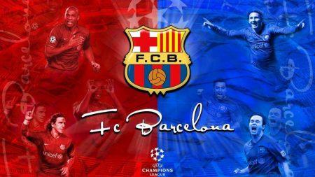 Wallpaper HD Barcelona Club