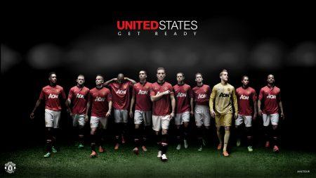 Wallpaper HD Desktop Manchester United