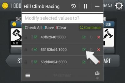 cara mudah hack game android hill climb racing