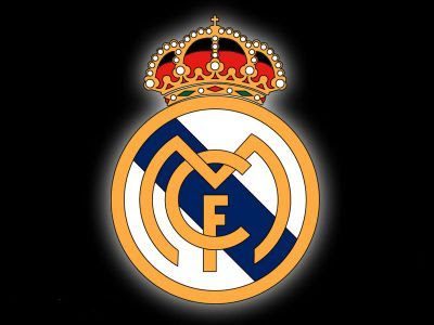 gambar logo real madrid keren
