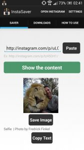 Download Instasaver For Instagram Apk