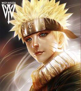 Gambar DP BBM Naruto