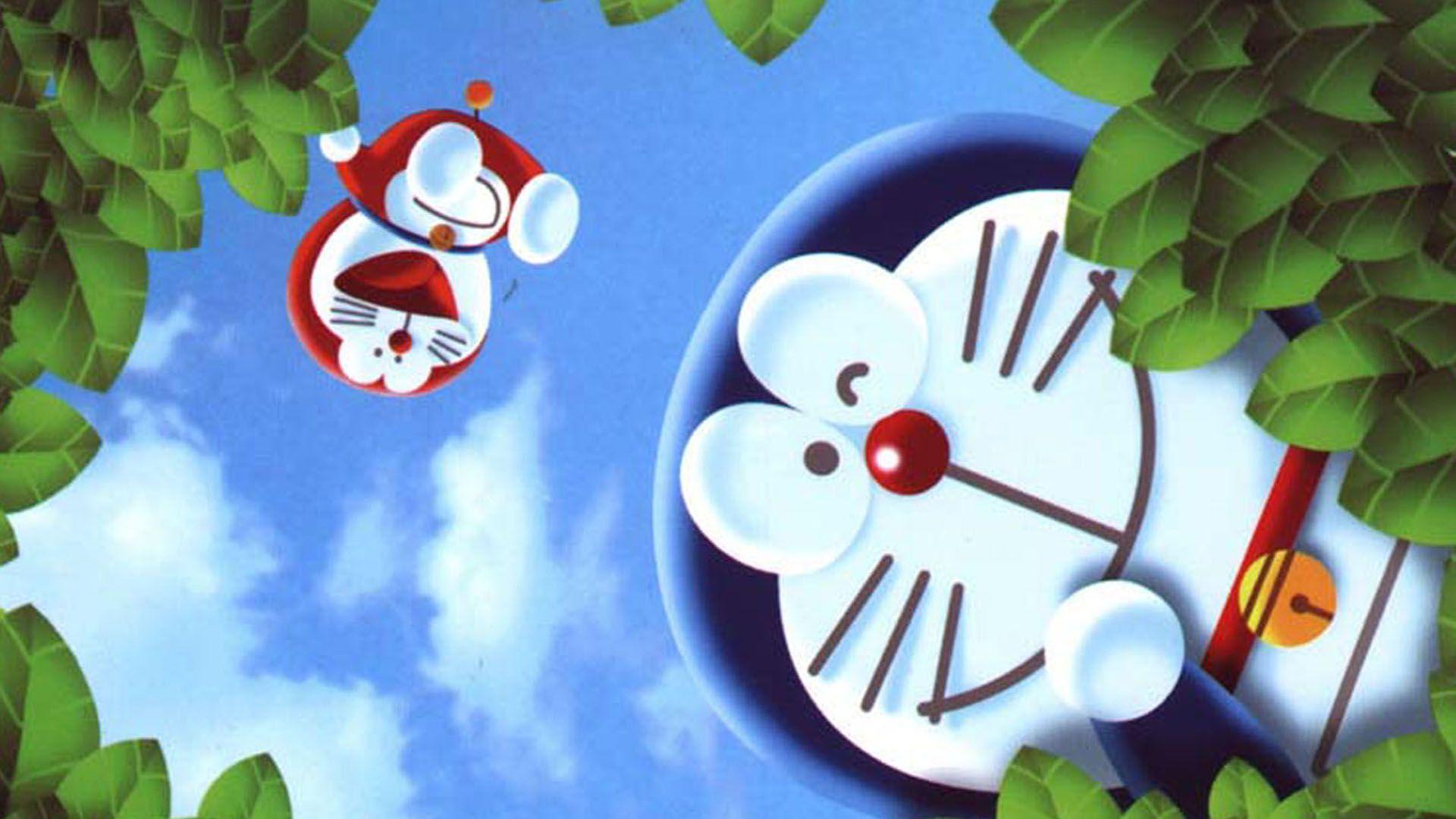 Wallpaper Doraemon HD 3D Keren Ponsel Harian