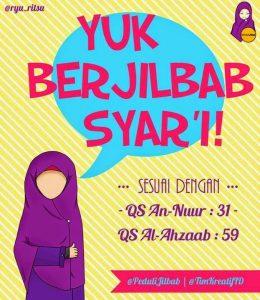 hijab itu perintah