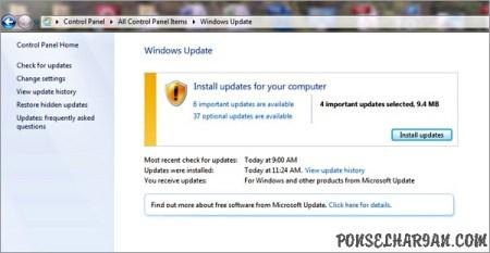 Cara Mematikan Update Windows 7 8 & 10 Bajakan Secara Permanen