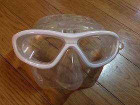 フリーダイビングマスク