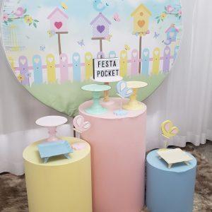 Festa Pocket Jardim Encantado Candy