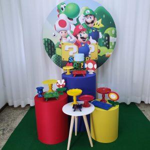 Festa Pocket Super Mario