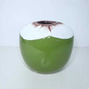 Vaso Cerâmica Coco