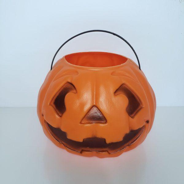 Balde Abóbora Halloween G