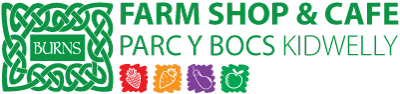 Parc y Bocs Farm Shop Logo