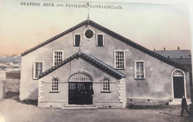 Haggar's Picture Palace, Pontarddulais