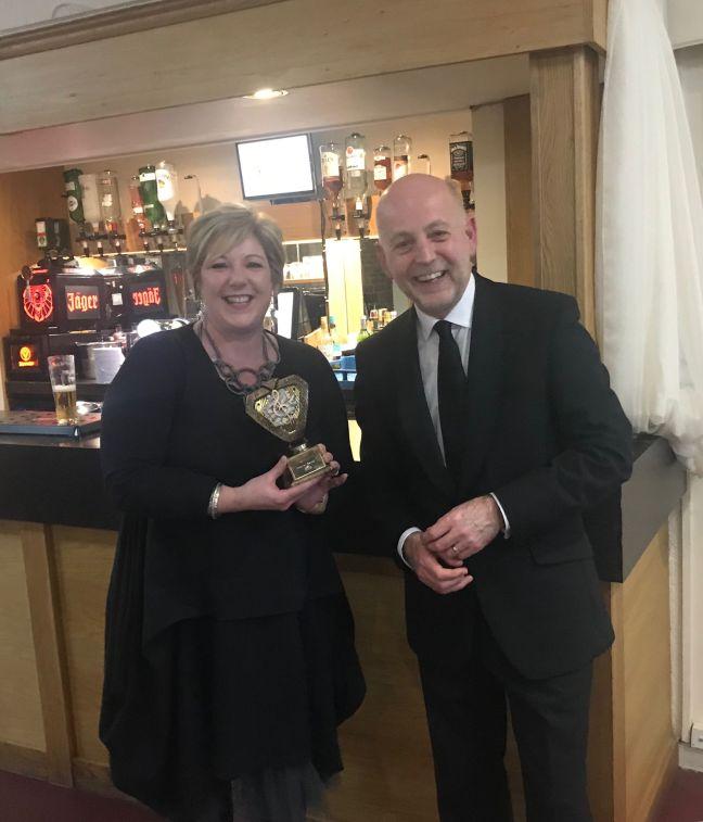 Special Contribution Award - Jayne Morgan Kinnear