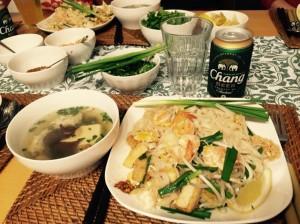 Pont D'or 体験レッスン タイ料理