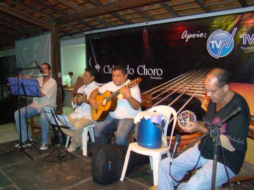 """Mesmo desfalcado, o Urubu Malandro honrou o epíteto de """"o grupo de Seu Vieira"""". Foto: Ivo Segura"""