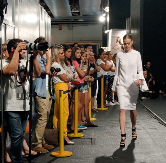 Mercedes Fashion Week Madrid Primavera/Verano 2015