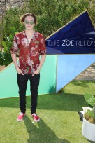 PALM SPRINGS, CA - APRIL 16: Brooklyn Beckham arrives at ZOEasis presented by The Zoe Report and Guess on April 16, 2016 in Palm Springs, California. (Photo by Joshua Blanchard/Getty Images for The Zoe Report)