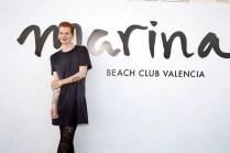 INAUGURACIÓN TERRAZA SKYBAR ROOFTOP MARINA BEACH CLUB, EN MARIN