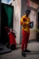 Street style at Pitti Uomo 90