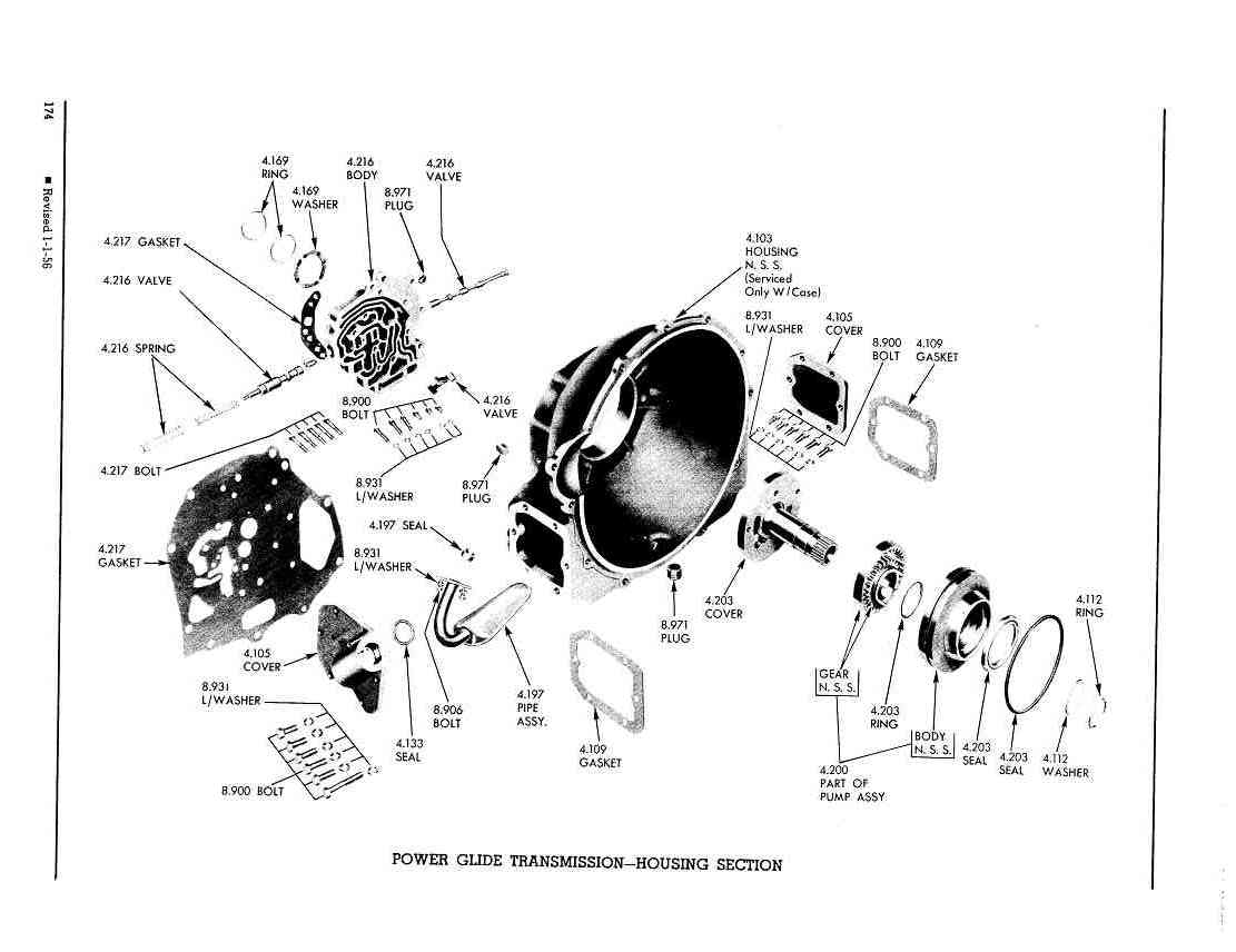 Pontiac Master Parts Catalog
