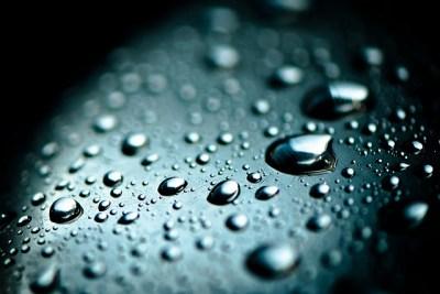 Image Source: Tim Geers, Flickr, Creative Commons water drops (16/365)