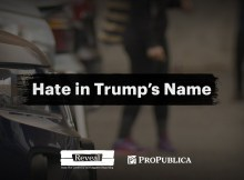Hate in Trump's Name