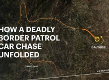 How A Deadly Border Patrol Car Chase Unfolded