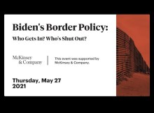 Biden's Border Policy: Who Gets In? Who's Shut Out?