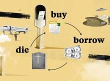 Buy, Borrow, Die: How America's Ultrawealthy Stay That Way