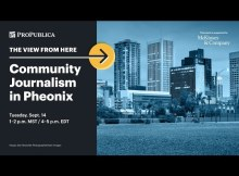 The View From Here: Community Journalism in Phoenix