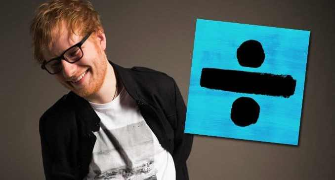 Ed Sheeran ÷ Divide