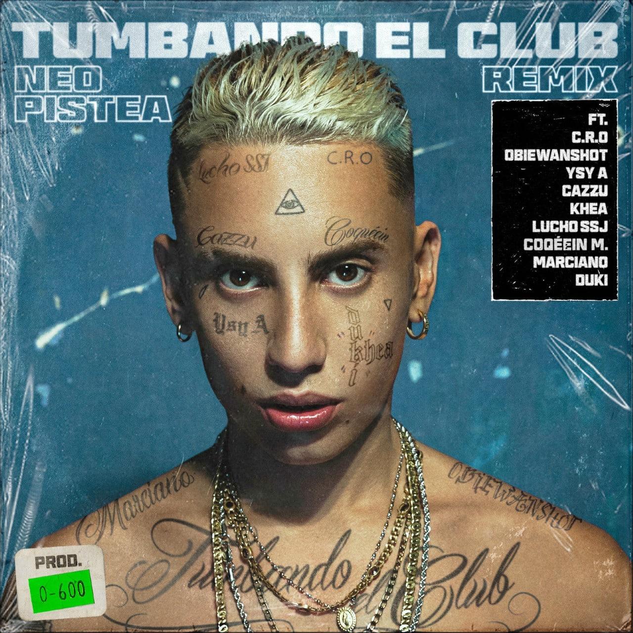 Neo Pistea TUMBANDO EL CLUB REMIX