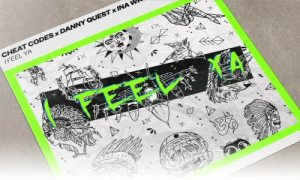 Cheat Codes x Danny Quest x Ina Wroldsen I Feel Ya Spinnin' Records