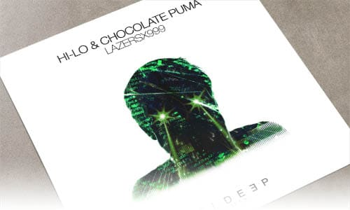 Hi-Lo & Chocolate Puma LazersX999 Heldeep