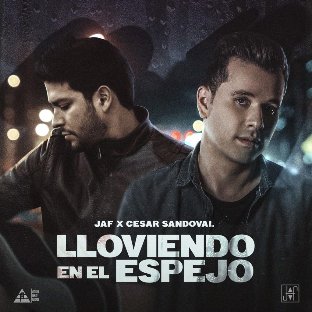 Jorge Fallas JAF Cesar Sandoval Lloviendo en el Espejo