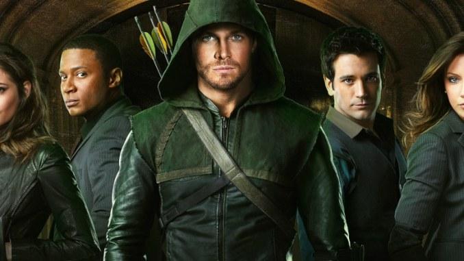Arrow 2019 Temporada Final