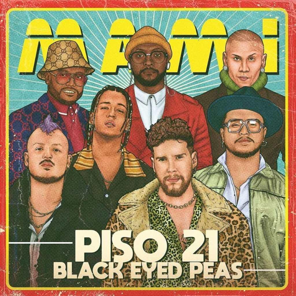 PISO 21 Mami Black Eyed Peas