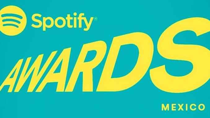 Spotify Awards 2020 - banner