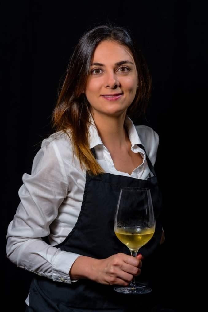 Sommelier Andrea huete - El Camino del Vino