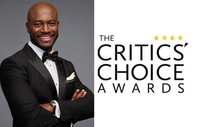 Critics Choice Awards - Taye Diggs